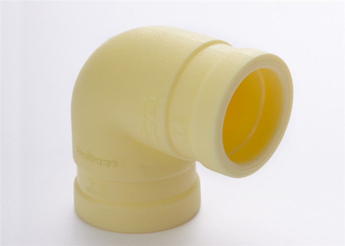 PPR Pipe Fittings PPR 90°Elbow  ISO9001  DIN8077/8078  Colour OEM  size 20-160mm